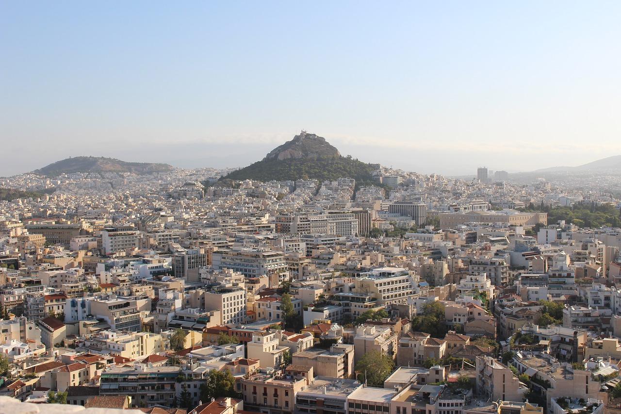 Découvrez la magnifique ville d'Athènes, le berceau de notre civilisation !