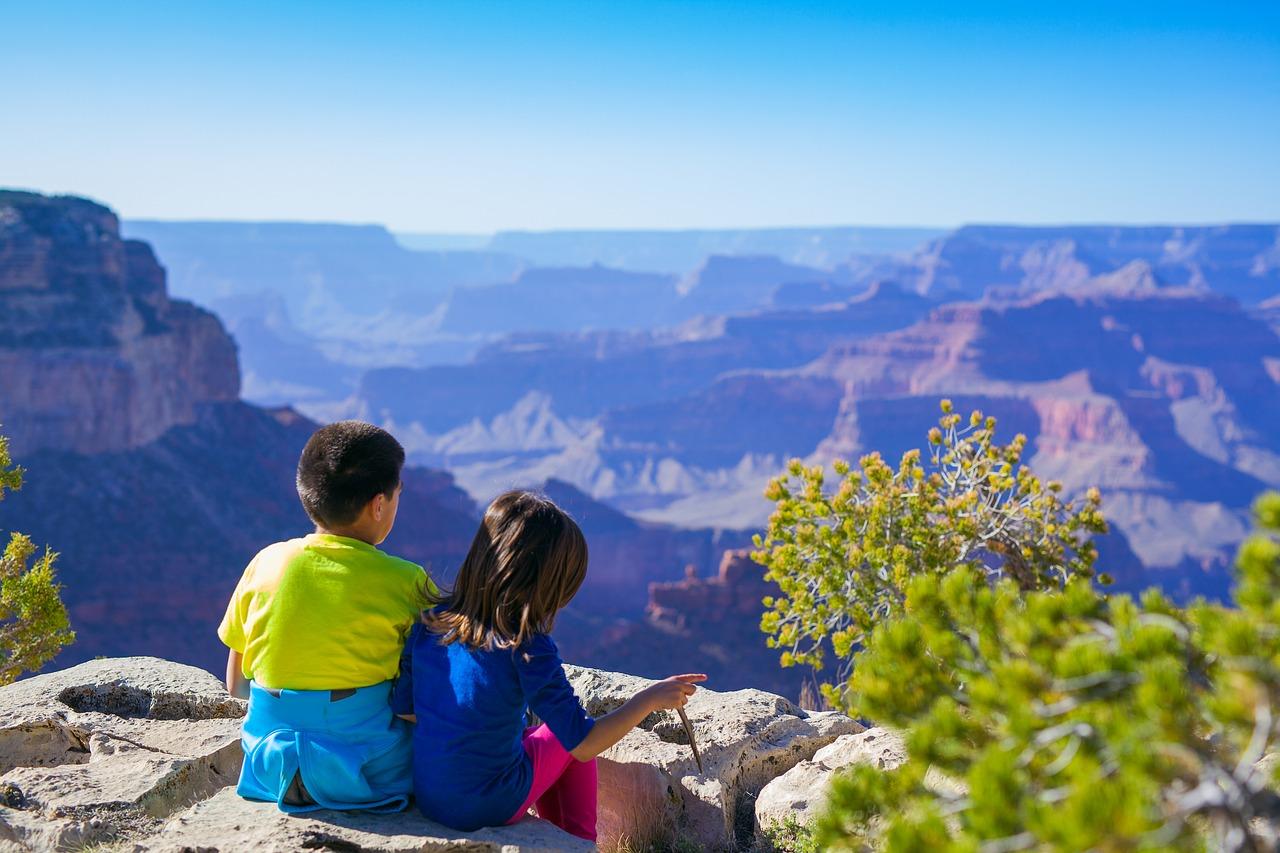 Les meilleures destinations pour passer ses vacances en famille !
