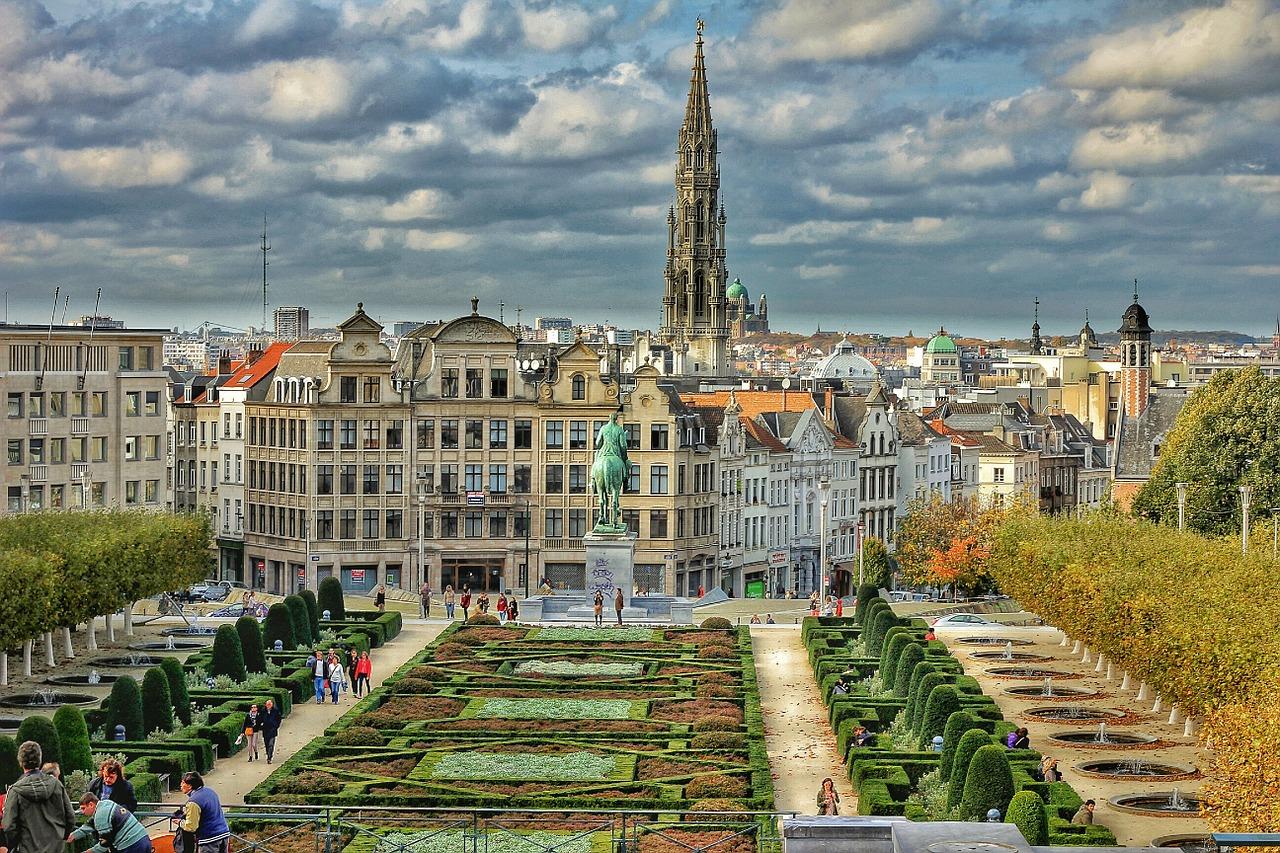 Les endroits qu'il faut absolument visiter à Bruxelles !