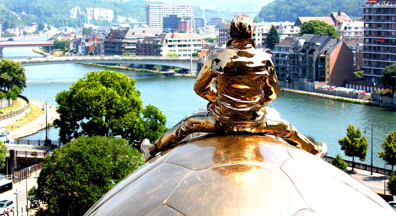 Visiter Namur à pied en 1 jour !