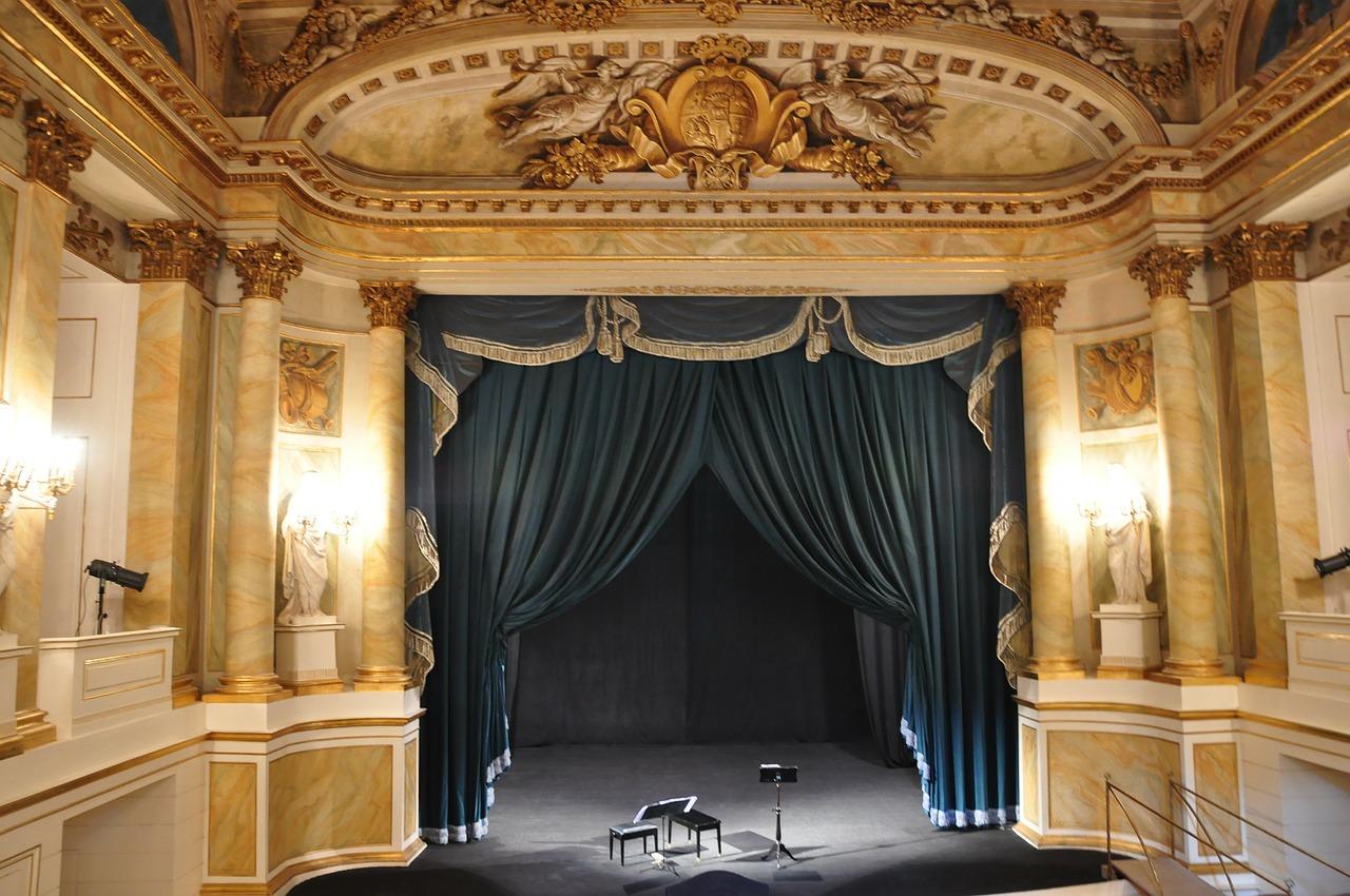 A la découverte du Théâtre Royal des Galeries à Bruxelles