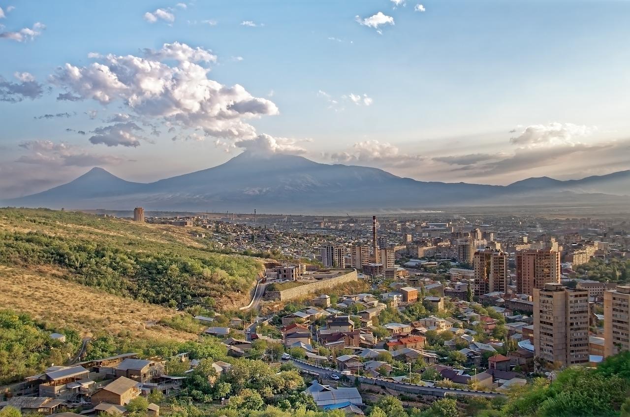 Quelle est la capitale de l'Arménie ? [Culture générale]