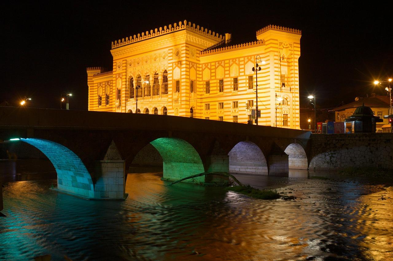 Quelle est la Capitale de la Bosnie Herzégovine ? (Culture Générale)