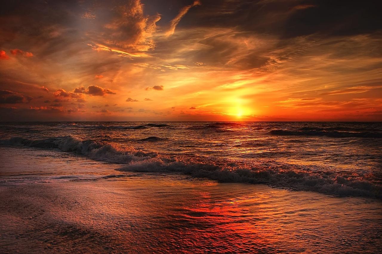 Coucher de soleil : Les plus beaux spots pour en admirer !