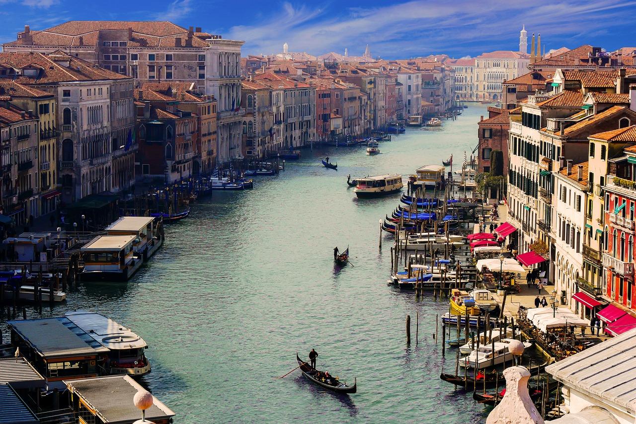Les lieux qu'il faut absolument visiter à Venise !