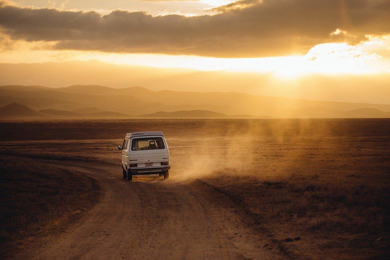 4 bonnes raisons de partir en road trip en van
